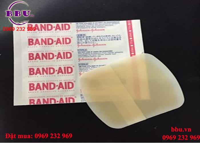 Băng dán mụn Band aid