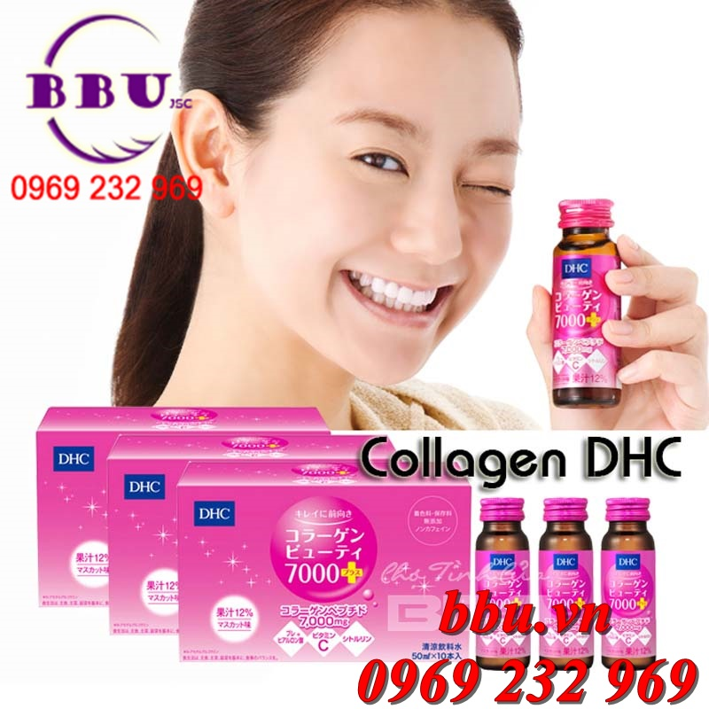 COLLAGEN DHC 7000MG PLUS