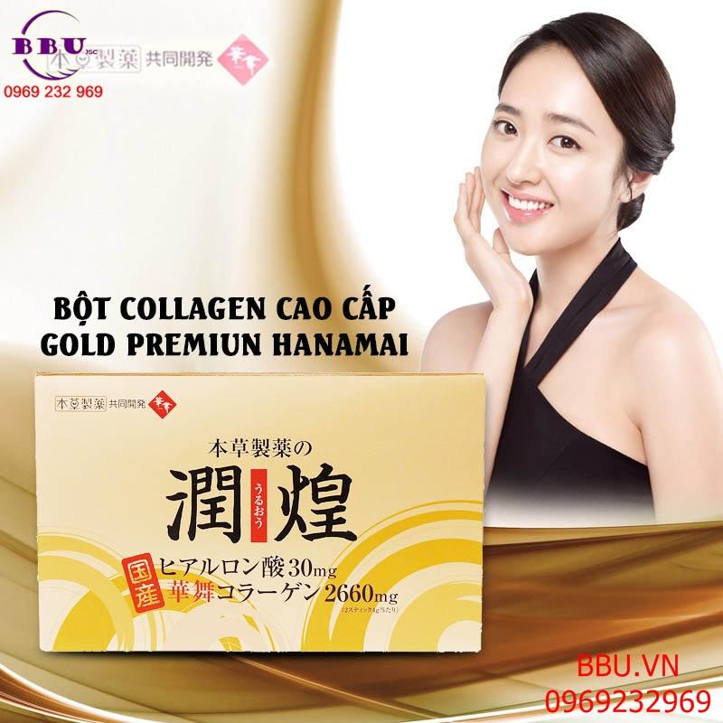 Collagen Sụn Vi Cá Mập Hanamai Premium nhập khẩu từ Nhật Bản Thứ Bảy, 14/10/2017 - 19:13