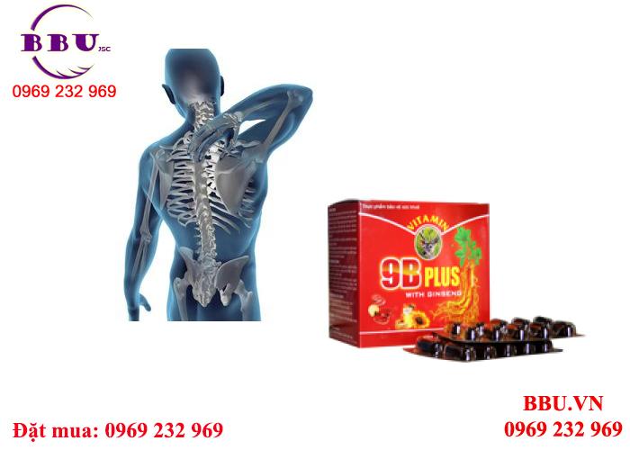 Công dụng Vitamin 9B Plus
