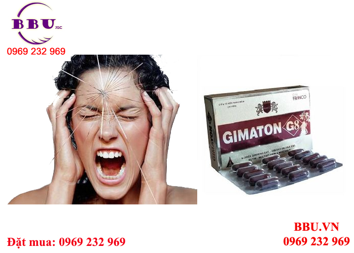 Hồi phục sức khỏe Gimaton hiệu quả