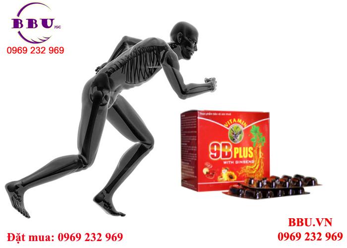 Hồi phục sức khỏe Vitamin 9B Plus