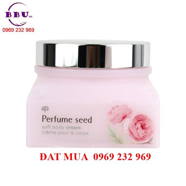 Kem dưỡng Body Perfume hương nước hoa