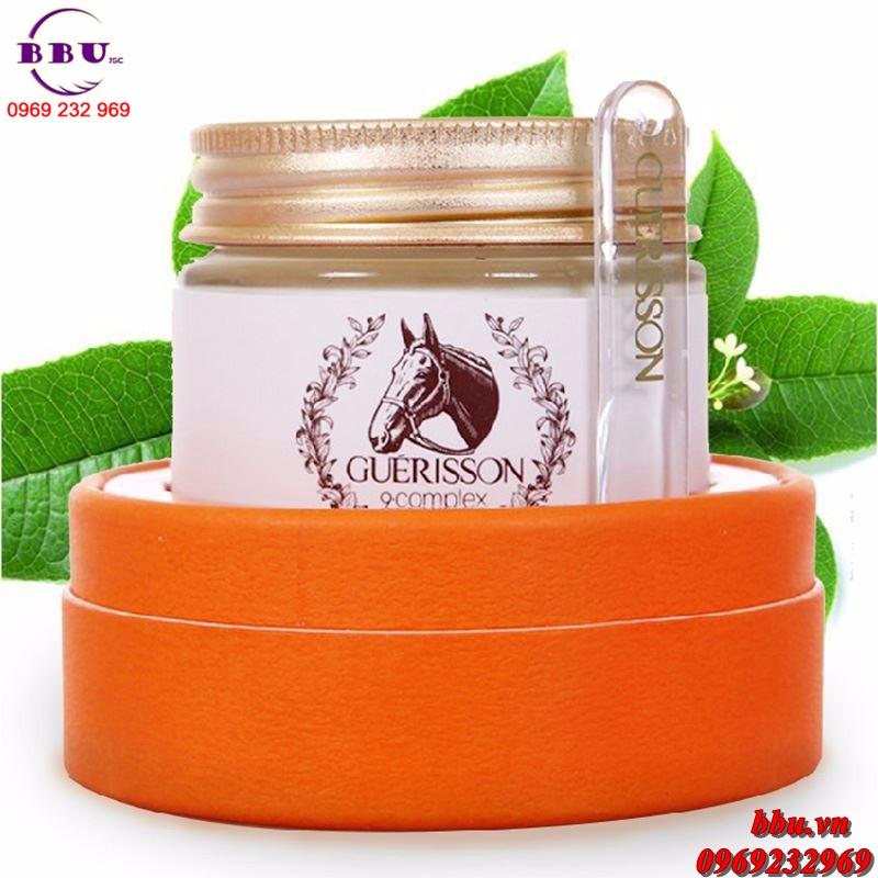 Kem ngựa 9 Complex Guerisson Horse Oil Cream
