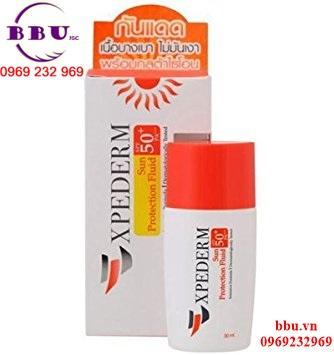 Kem siêu chống nắng EXPE DERM Facial Sunscreen SPF50+ PA+++
