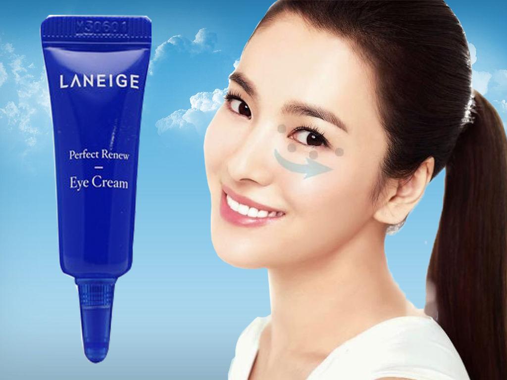 Kem dưỡng ẩm vùng da mắt Laneige 3ml Perfect Renew Eye Cream