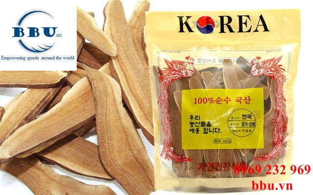 Nấm linh chi thái lát (túi 1kg)