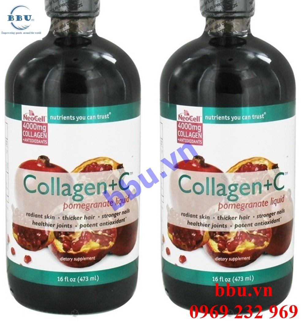 Neocell collagen liquid dạng nước