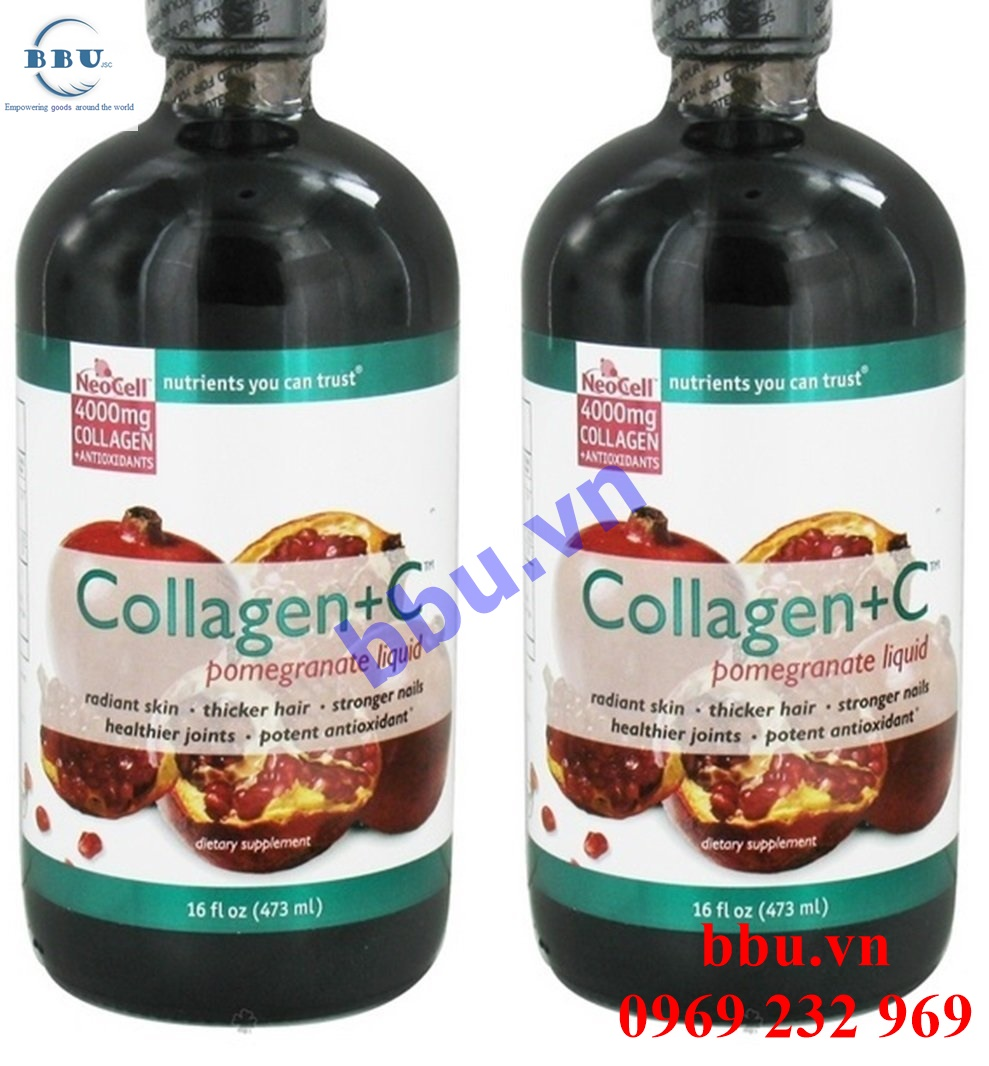 Neocell collagen liquid dạng nước 473ml