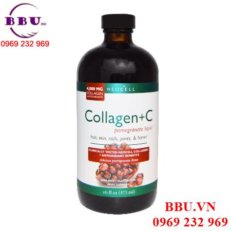 Neocell collagen liquid dạng nước 473ml hiệu quả