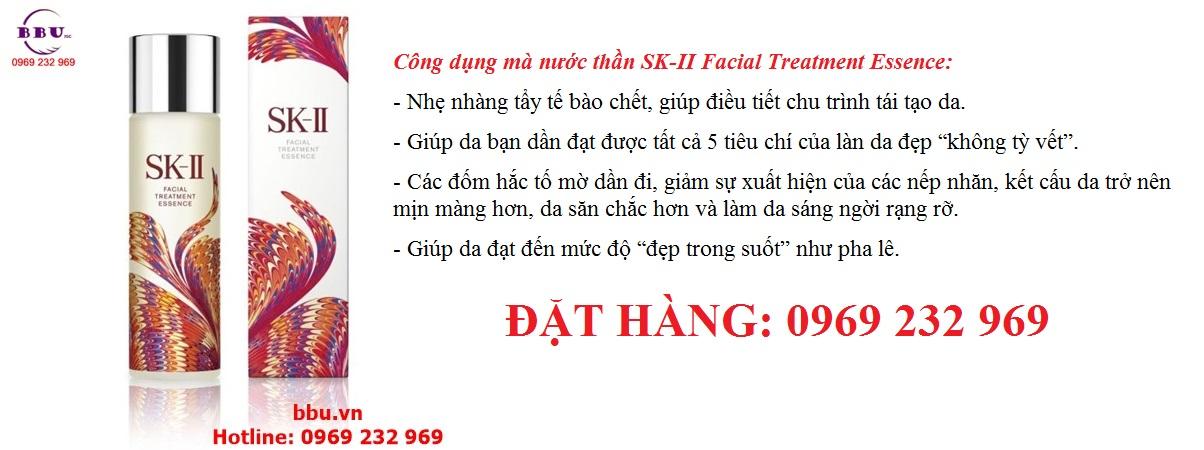 Nước thần SK-II Facial Treatment Essence Red Edition