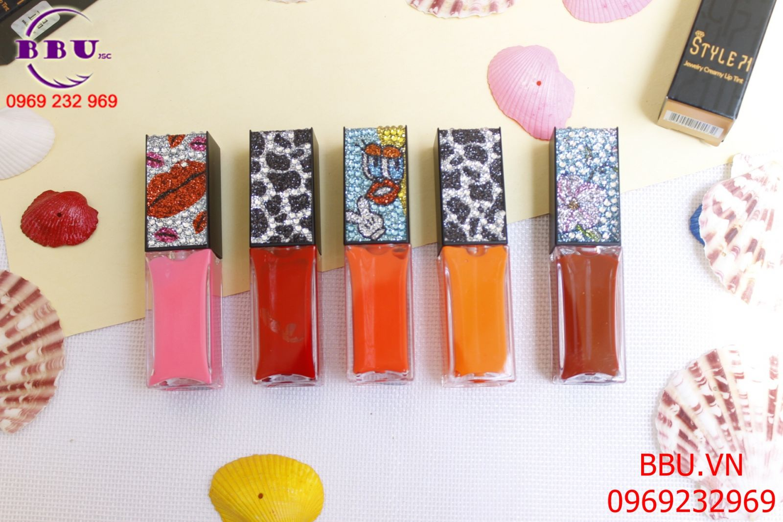 SON TINT STYLE 71 JEWELRY CREAM LIP TINT