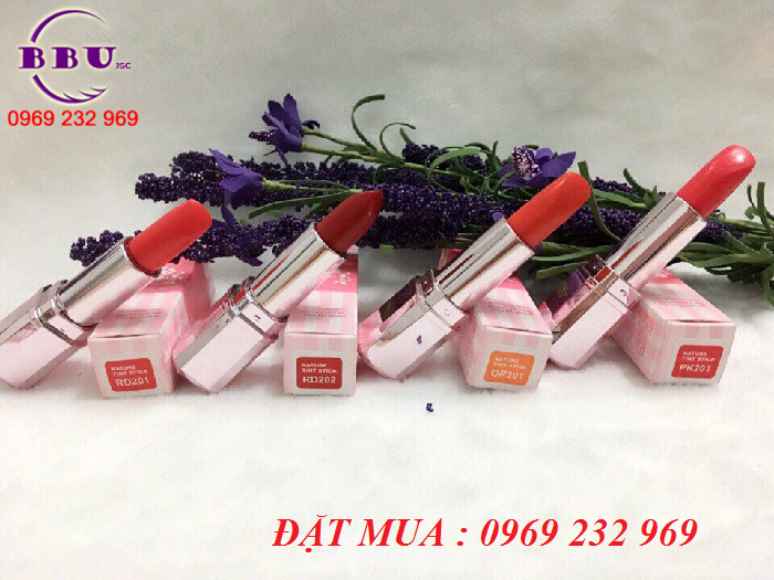 Son dưỡng Ecosy Nature Tint Stick The Collagen