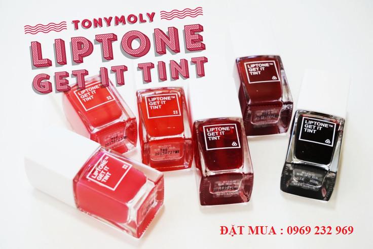 Son nước Tonymoly Liptone Get It Tint Hàn Quốc