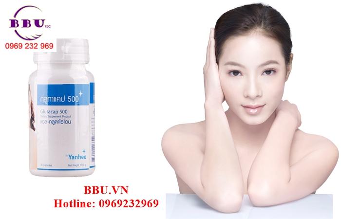 Thuốc trắng da Thái Lan tốt nhất