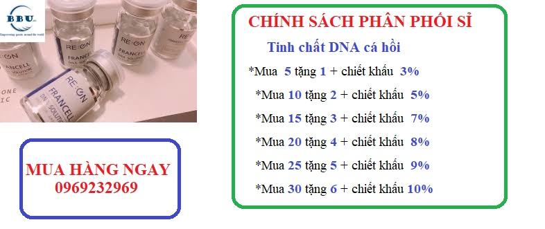 Tinh chất DNA cá hồi Hàn Quốc