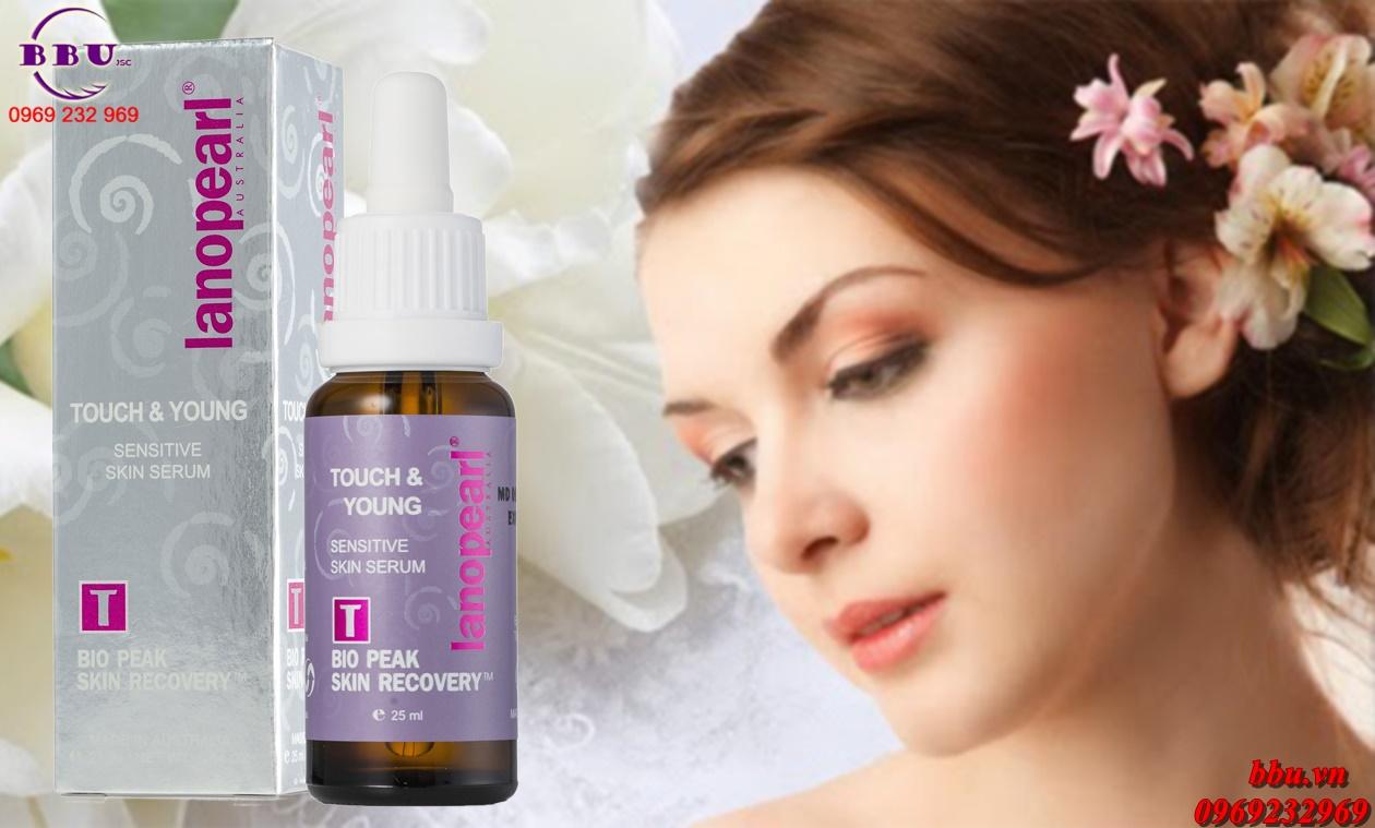 Serum Lanopearl Touch Young Skin Serum