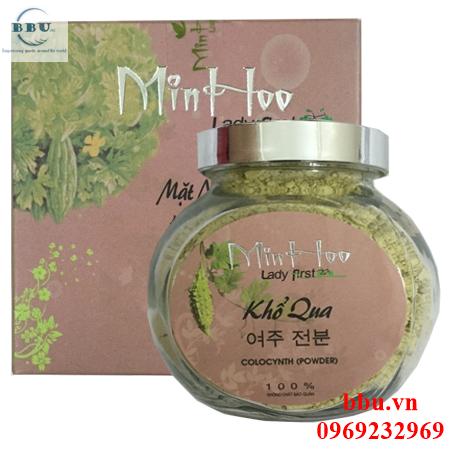 Bột Khổ Qua Đắng tinh chất MinHoo bán tại TP HCM 0969 232 969