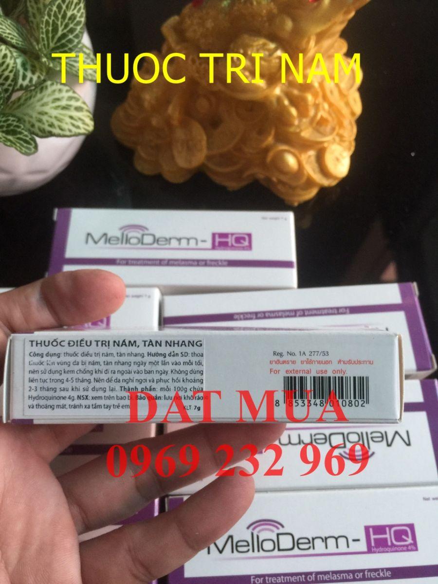 Chia sẻ kinh nghiệm trị nám sau 1 liệu trình điều trị với Melloderm 4%