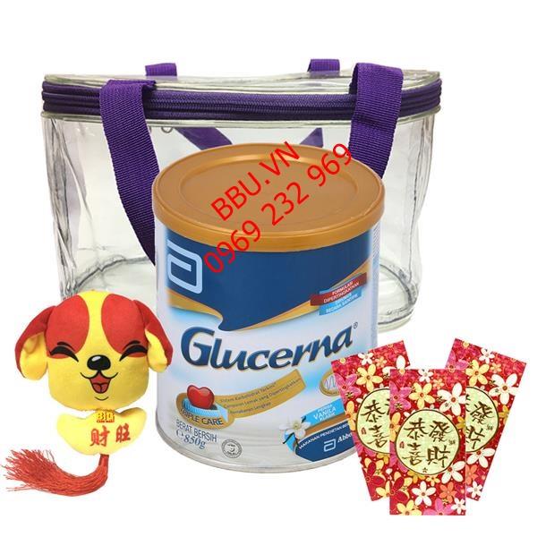 Sữa bột Glucerna cho người tiểu đường
