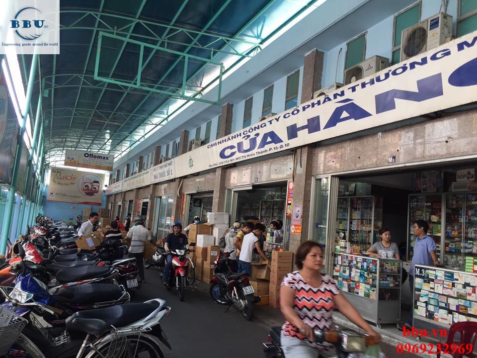Dịch vụ nhận đặt hàng và đóng hàng thuốc tây, thực phẩm chức năng tại chợ sĩ thuốc tây quận 10 Tp HCM