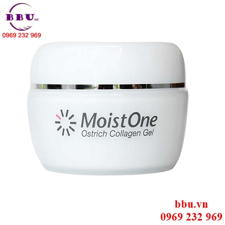 Kem dưỡng làm trắng MoistOne 10g – Gel Collagen của Nhật