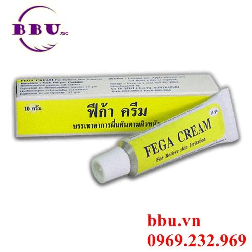 Kem trị dị ứng da Fega Cream Yanhee