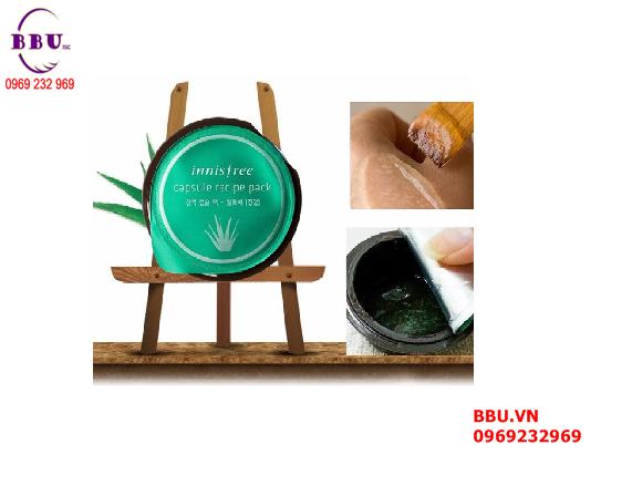 Mặt nạ Innisfree Capsule Recipe Pack Aloe