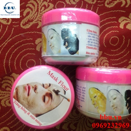Mặt nạ thuốc bắc Mask Flour bán tại TP HCM  0969 232 969