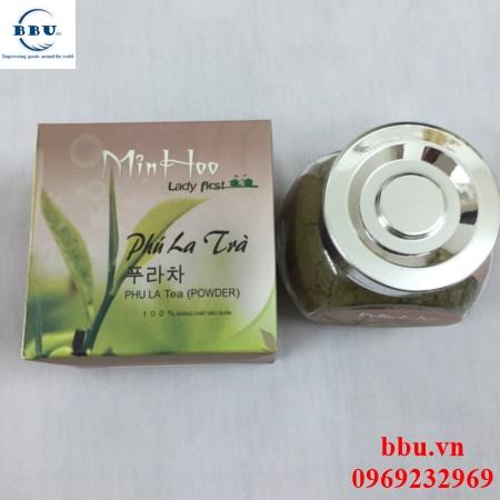 Mặt nạ tinh chất Trà Xanh MinHoo Phú La Trà