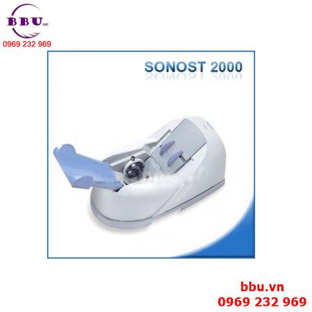 Máy đo loãng xương són siêu âm Sonost 2000