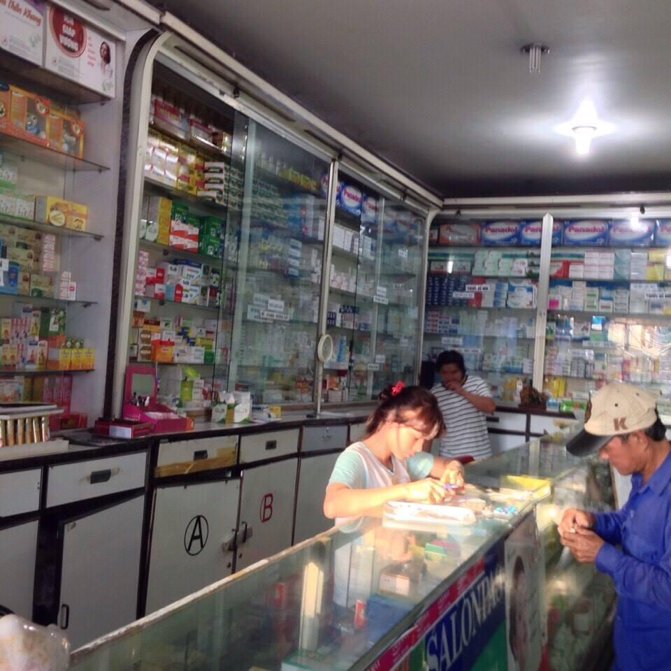 Nhà thuốc Khôi Nguyên - Bình Phước