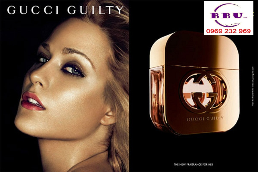 Nước Hoa Nữ Gucci Guilty Eau De Toilette