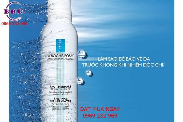 Nước xịt khoáng Laroche Posay 300g