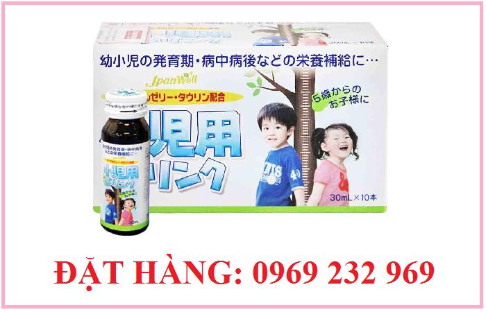 Thành phần của nước bổ sung vitamin cho trẻ 0-12 tháng