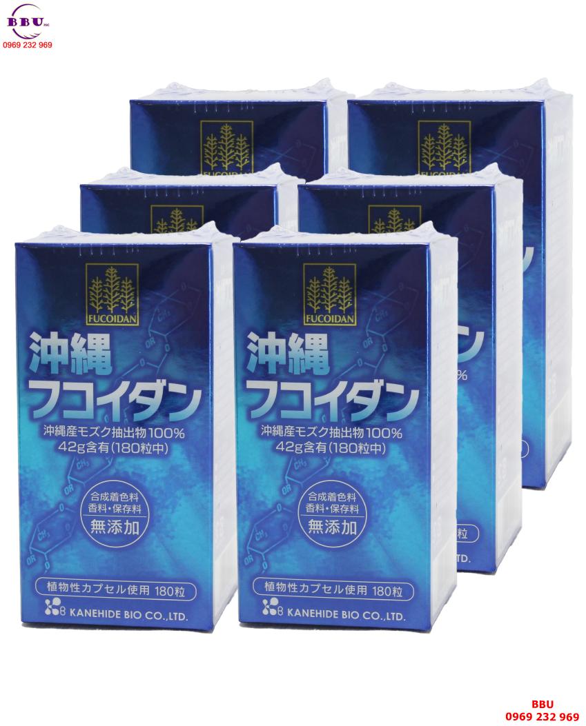 Okinawa Fucoidan Kanehide Bio