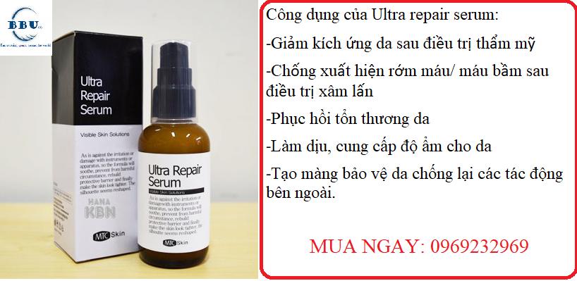 Phân phối sỉ Ultra repair serum Hàn Quốc