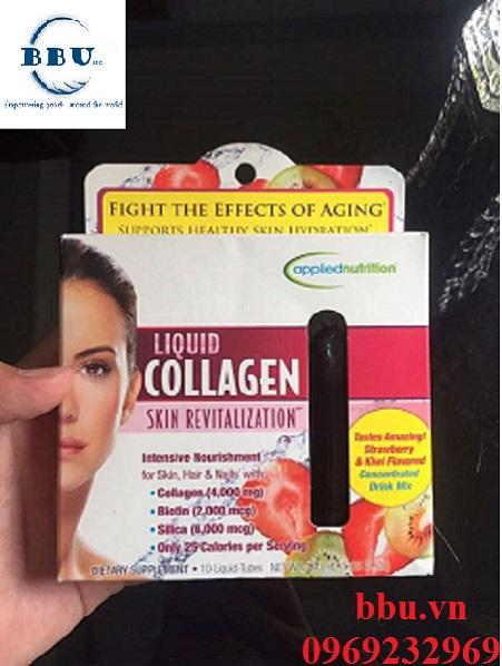 Collagen dạng nước Liquid Collagen Skin Revitalization 10 tuýp