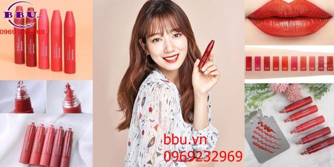 Son Kem Dạng Bút Mamonde Creamy Tint Squeeze Lip Hàn Quốc