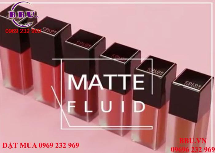 Son kem Lì A'Pieu Color Lip Stain Matte Fluid của Hàn