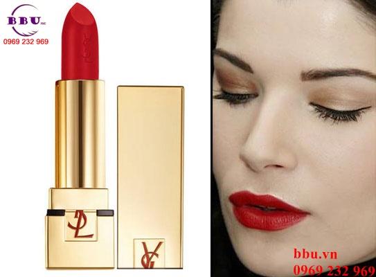 Son YSL Rouge Pur màu 01 Le Rouge