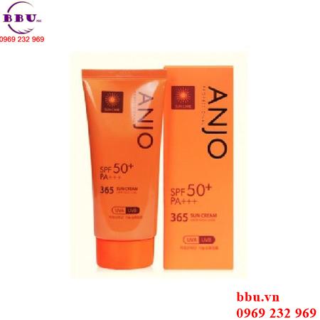 Kem chống nắng Anjo professional SPF 50+ PA+++ 365 sun cream