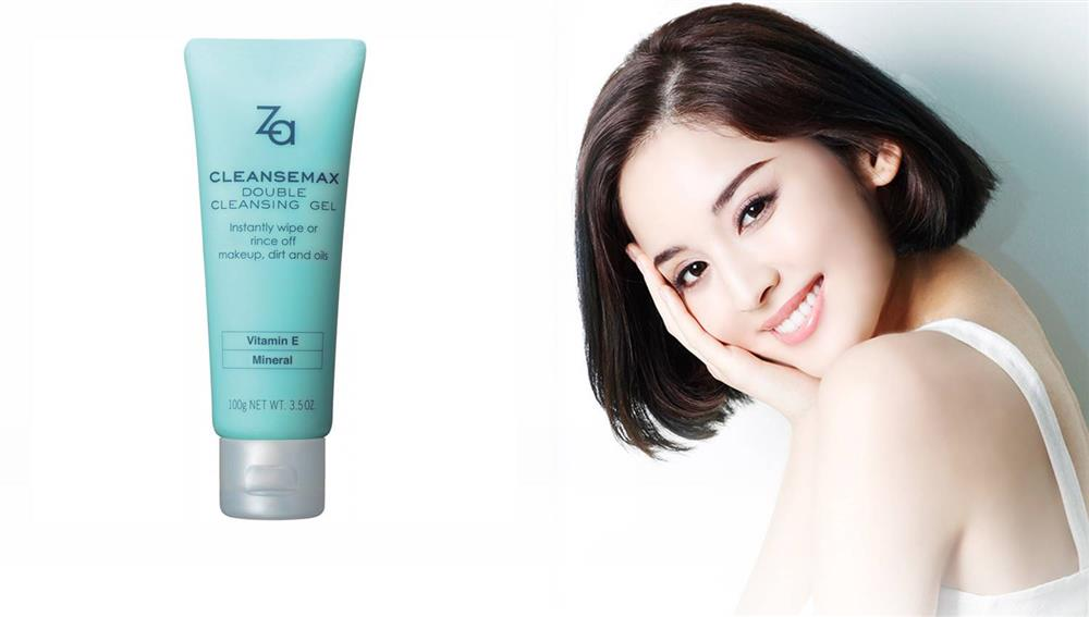Sữa tẩy Trang Za Cleansemax Double Cleansing Gel