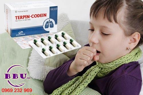 Terpin Codein Dược Phẩm Trị Ho