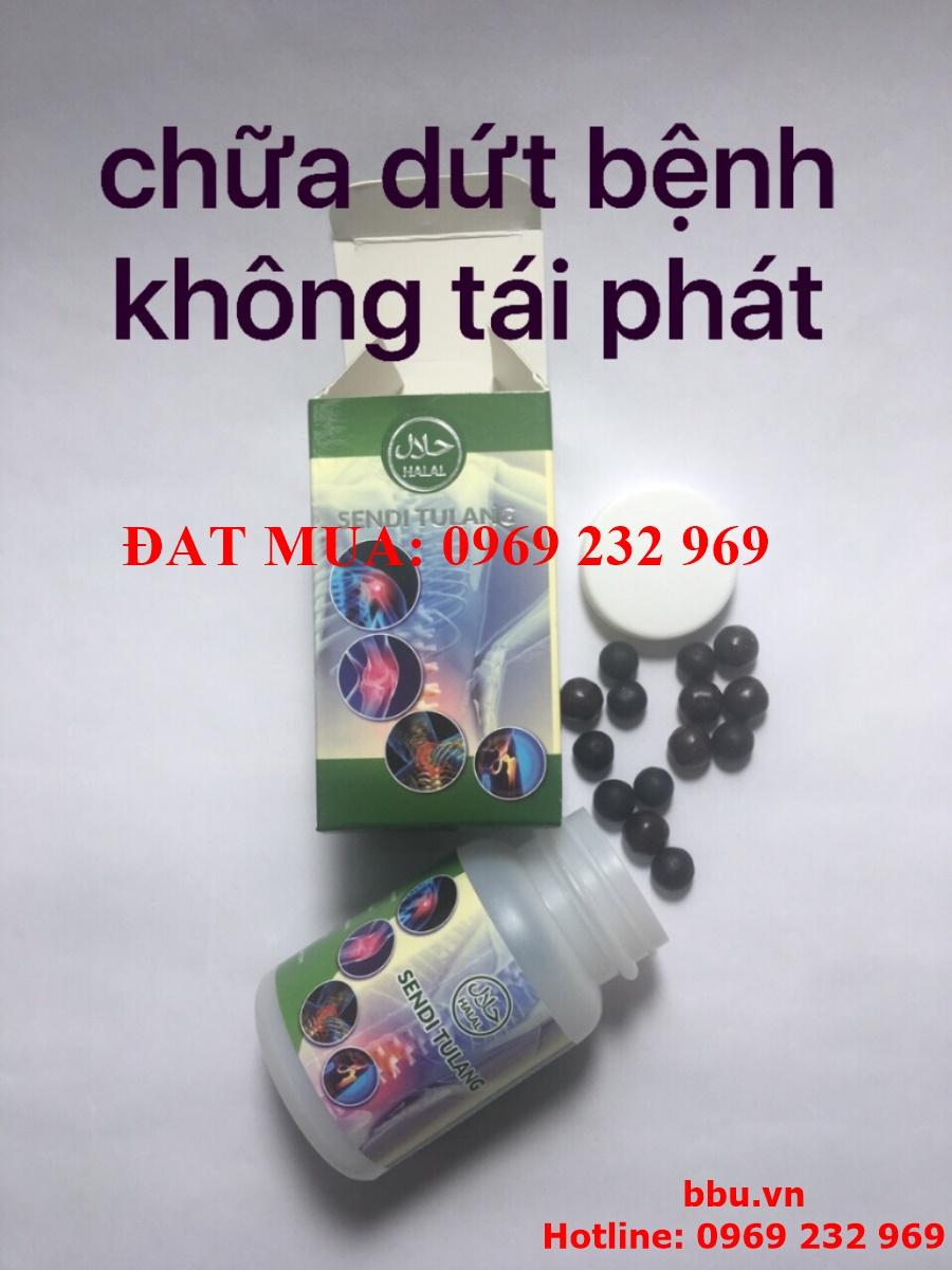 Thuốc đặc trị xương khớp sendi tulang malaysia