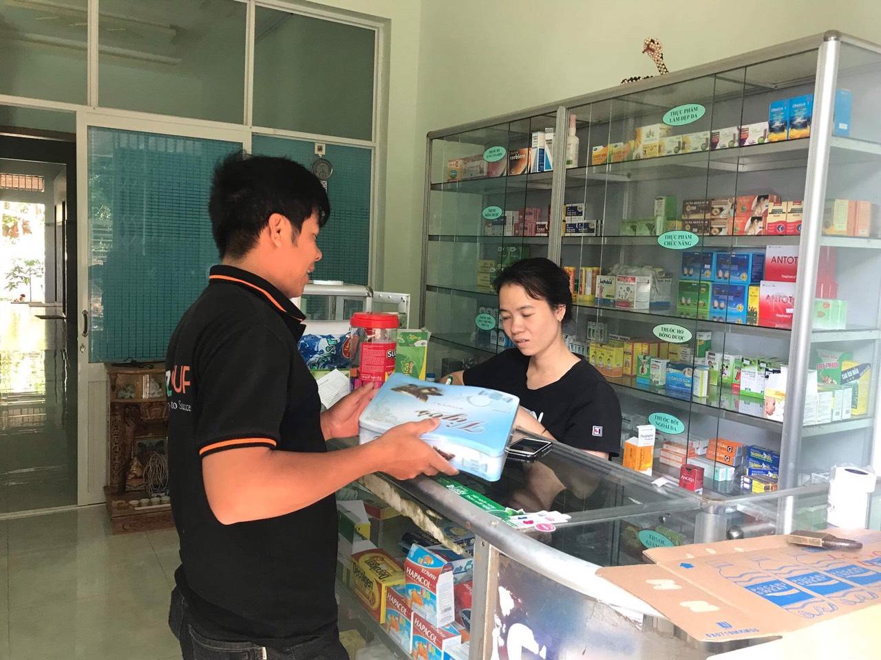 Tìm đại lý phân phối sản phẩm Berich Thái Lan