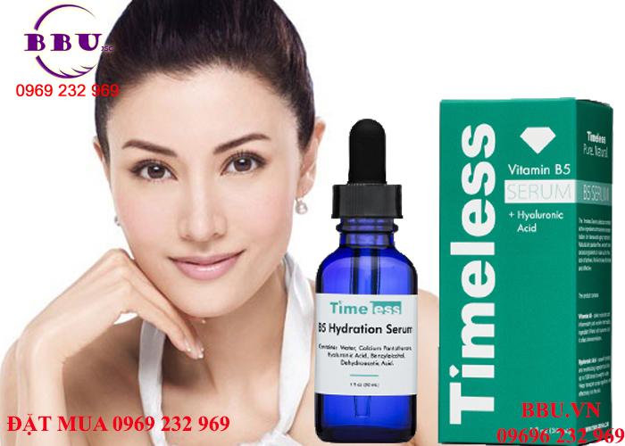 Timeless Vitamin B5