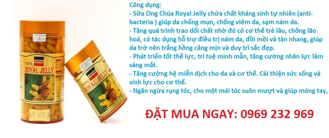 vien-sua-ong-chua-costar-cua-uc-1450mg