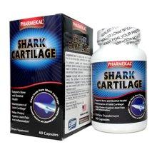 Viên Uống Sụn Cá Mập Pharmekal Shark Cartilage 740mg