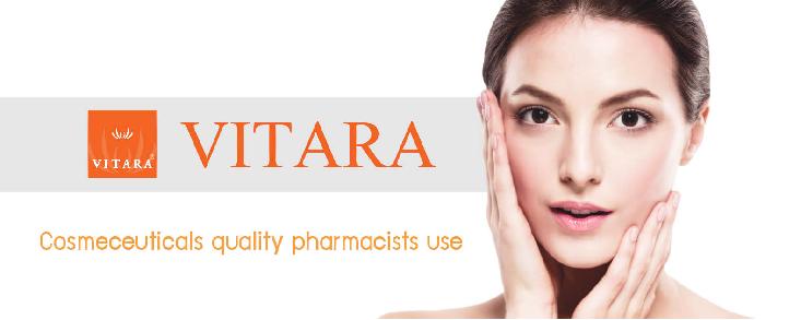 Kem giảm vết thâm, mờ sẹo VITARA-E 50 g